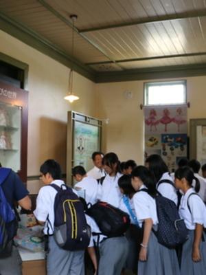 米沢市立第五中学校の制服写真(No.130790)
