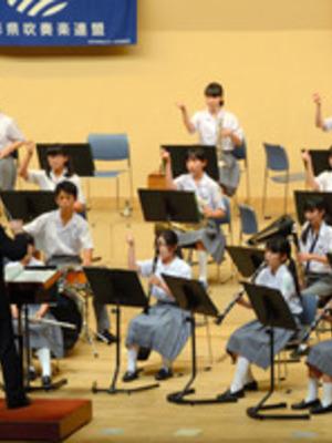 米沢市立第五中学校の制服写真(No.130791)