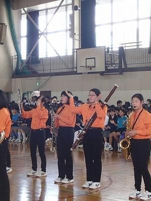青梅市立泉中学校の制服写真(No.13663)