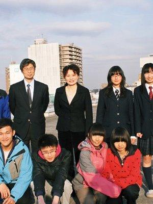 青梅市立泉中学校の制服写真(No.13666)