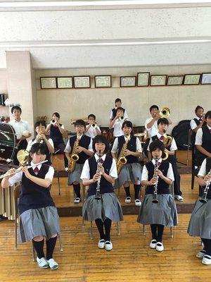 青梅市立東中学校の制服写真(No.13677)