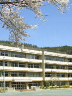 青梅市立東中学校の制服写真(No.13678)