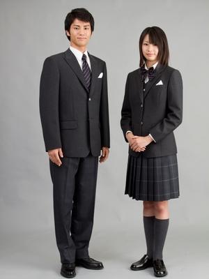 東京都立新宿高校の制服画像一覧 | 中学校高校制服ランキング