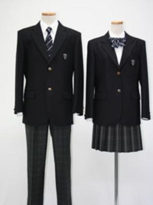 東京都立新宿高校の制服写真(No.27001) | 中学校高校制服ランキング