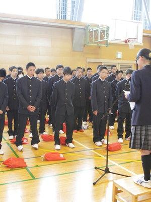 韮崎 高校 偏差 値