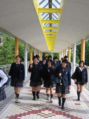 愛知県立守山高校の制服写真(No.52319)   中学校高校制服ランキング