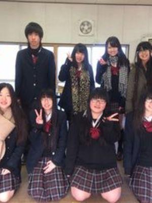 三重県立菰野高校の制服画像一覧   中学校高校制服ランキング