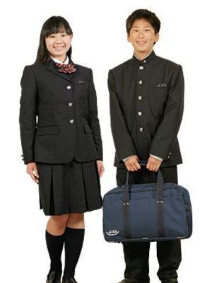 大津市立青山中学校の制服写真(No.59510)   中学校高校制服ランキング