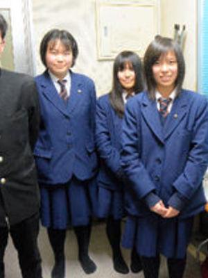大津市立青山中学校の制服写真(No.59513)   中学校高校制服ランキング