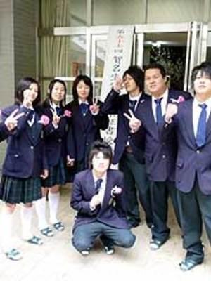 奈良県立五條高校の制服画像一覧...