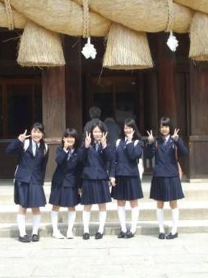 島根県立出雲高校の制服写真(No.72453) | 中学校高校制服ランキング