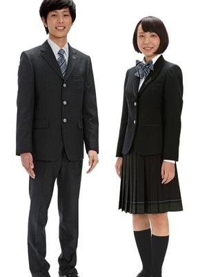 徳島県立城北高校の制服写真(No.81997)   中学校高校制服ランキング
