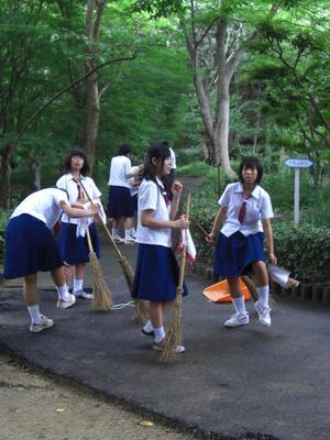 愛媛県立松山北高校の制服写真(No.83929)