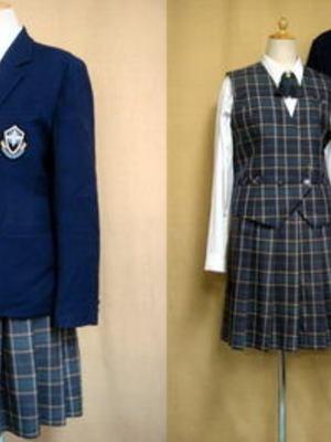 愛媛県立宇和島南中等教育学校の制服写真(No.84135)