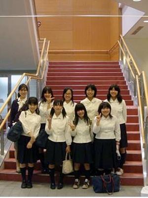 宮崎県立宮崎大宮高校の制服写真(No.93757) | 中学校高校制服ランキング