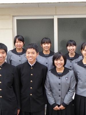 宮崎県立宮崎大宮高校の制服写真(No.93763) | 中学校高校制服ランキング