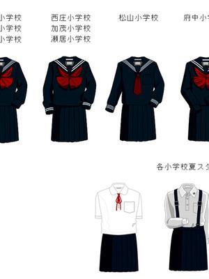 坂出市立東部中学校の制服写真(No.98961) | 中学校高校制服ランキング